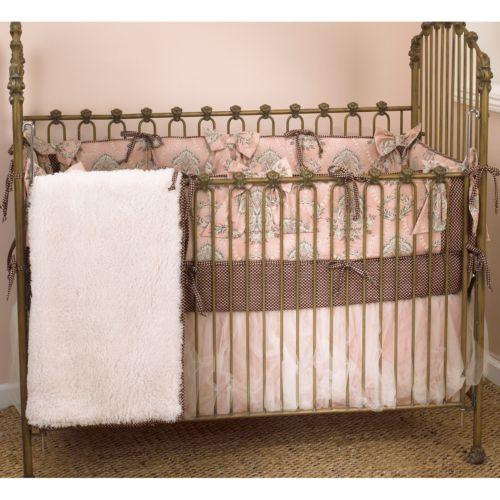 Cotton Tale 4-pc, Nightingale Crib Set