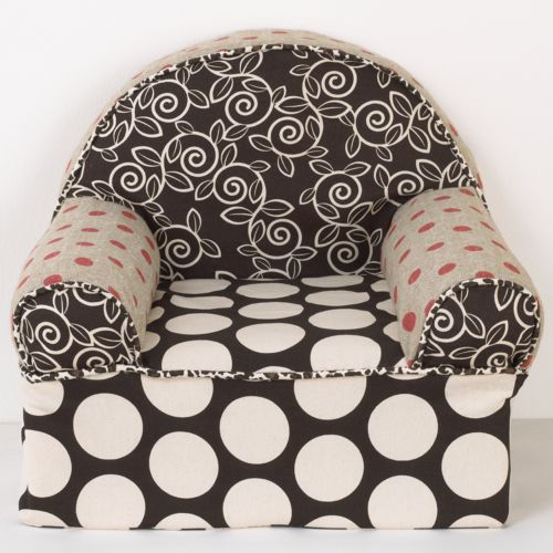 Cotton Tale Raspberry Baby's 1st Chair