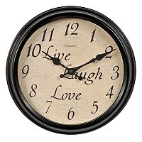 Chaney Sentiment Wall Clock