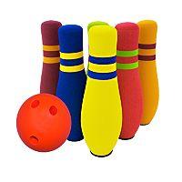 Gamenamics Sponge Bugs Kids Foam Bowling