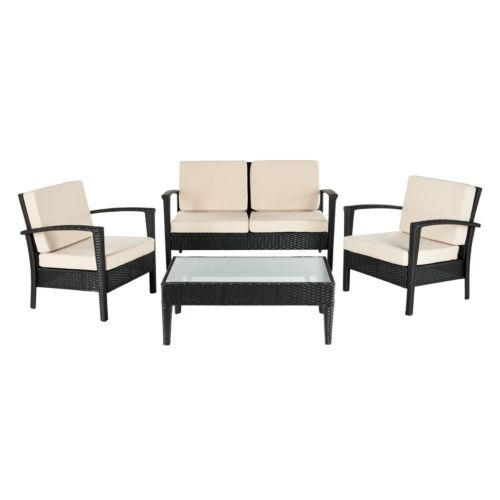 Safavieh 4-pc. Patio Set