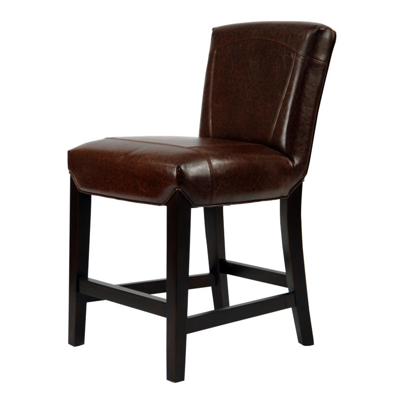 Saddle Counter Stool With Nested Leg Id 61520 Dealtrend