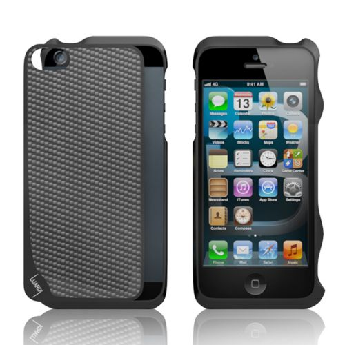 Luardi Aluminum Bumper iPhone 5 Cell Phone Case