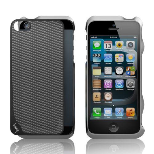 Luardi Aluminum Bumper iPhone 5 Cell Phone Case
