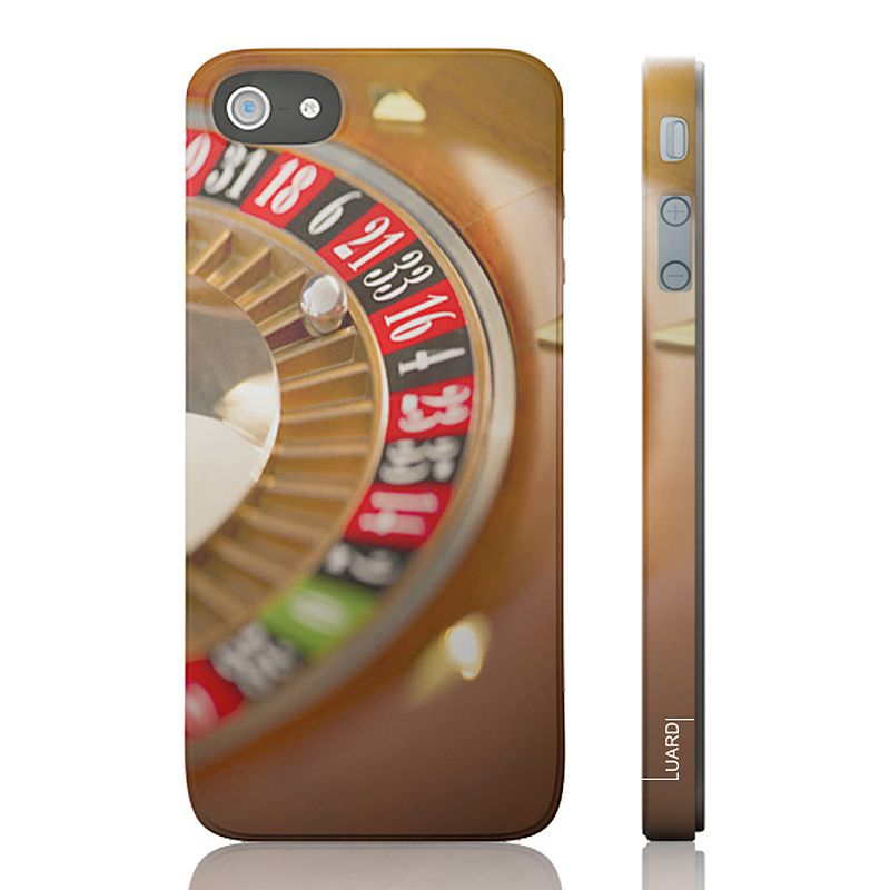 Luardi Roullete Snap-On iPhone 5 Cell Phone Case