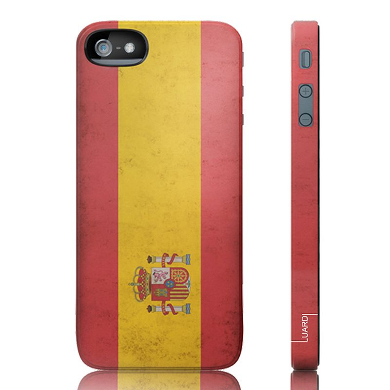 Luardi Spain Snap-On iPhone 5 Cell Phone Case