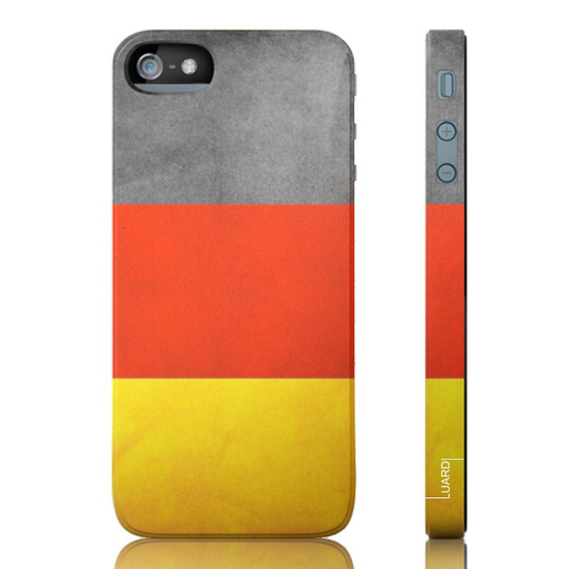Luardi Germany Snap-On iPhone 5 Cell Phone Case