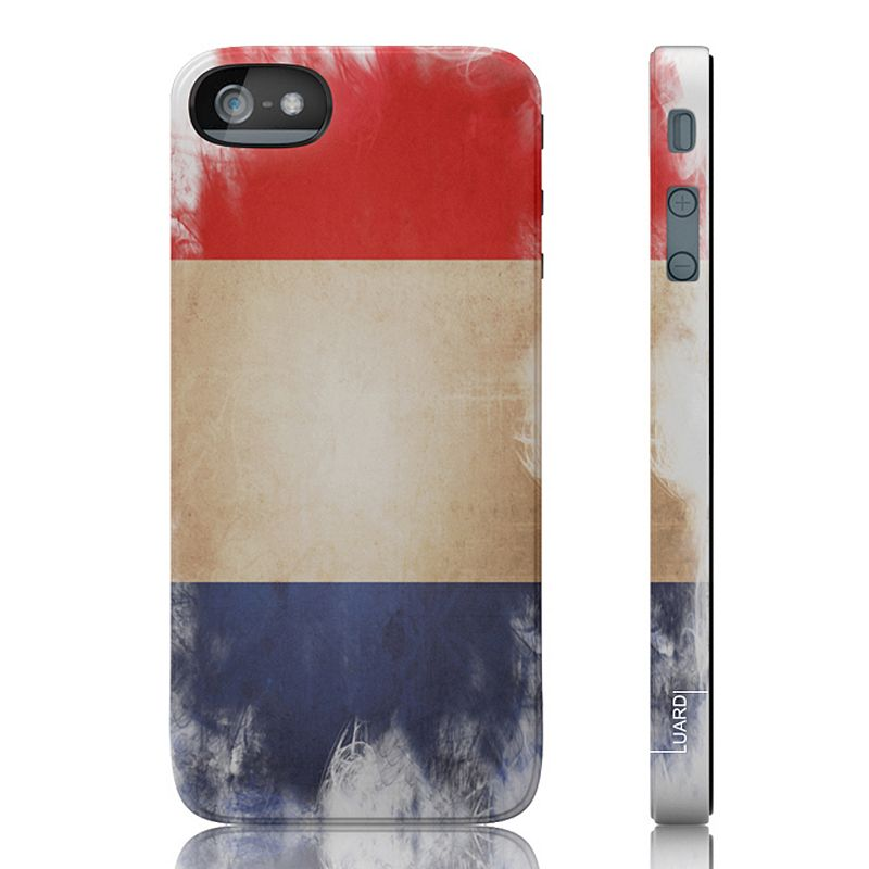 Luardi France Snap-On iPhone 5 Cell Phone Case