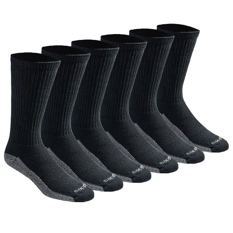 Men's Dickies 6-pk. Dri-Tech Comfort Moisture-Control Crew Socks