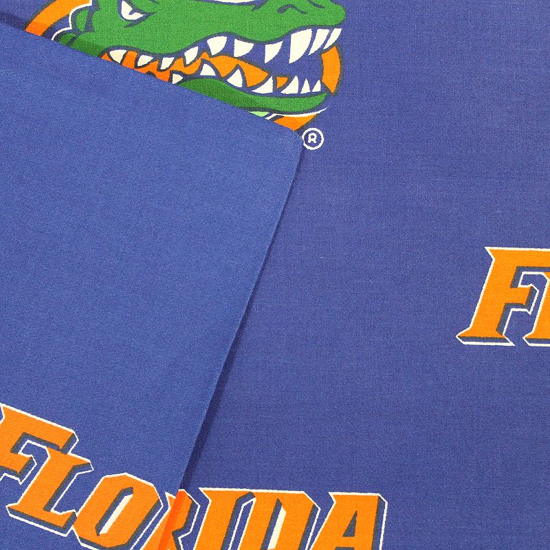 Florida Gators Printed Sheet Set - Twin