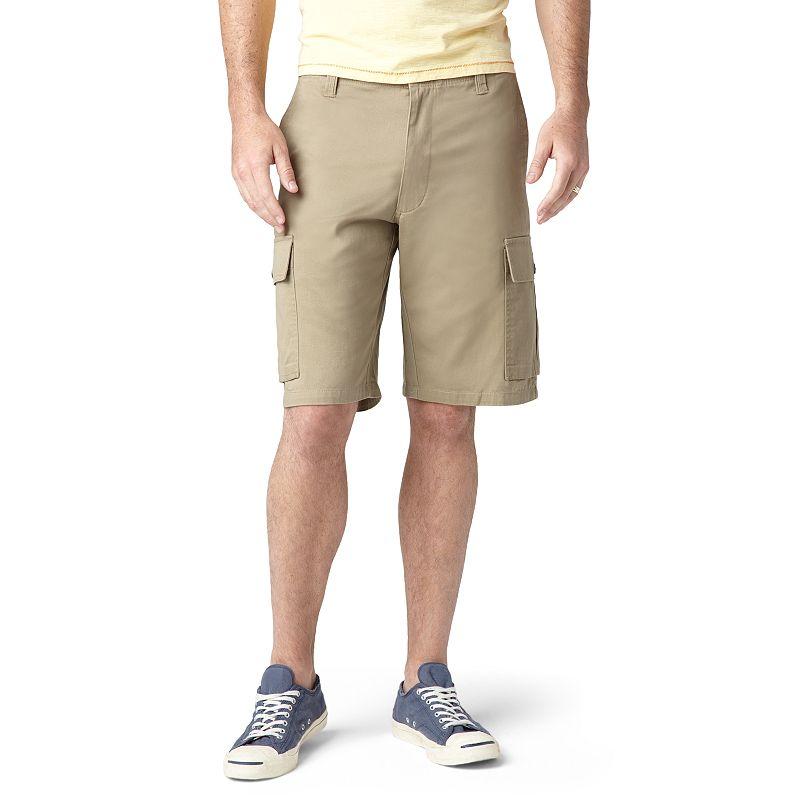 Big & Tall Dockers® Flat-Front Cargo Shorts