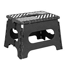 Kennedy 9-in. Collapsible Step Stool by