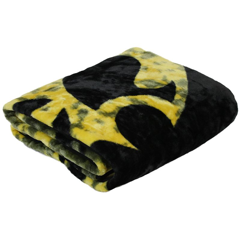 Iowa Hawkeyes Throw Blanket