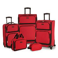 Chaps Alvaston 5-Piece Luggage Set