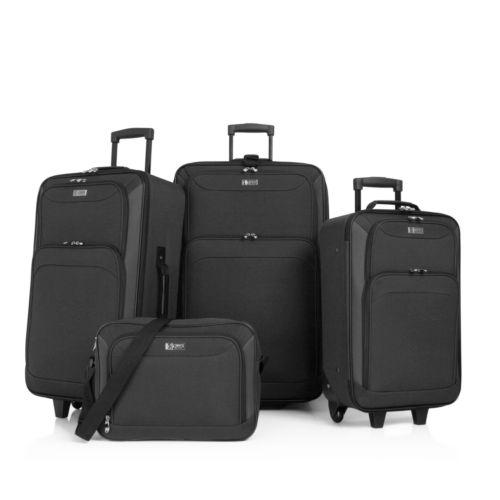 Chaps Luggage, Sedona 4-pc. Luggage Set