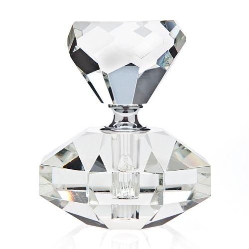 Godinger Diamond Crystal Perfume Bottle