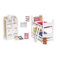 Calico Critters Children's Bedroom Set