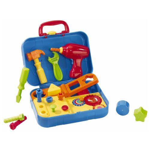 Kidoozie Cool Tools Activity Set