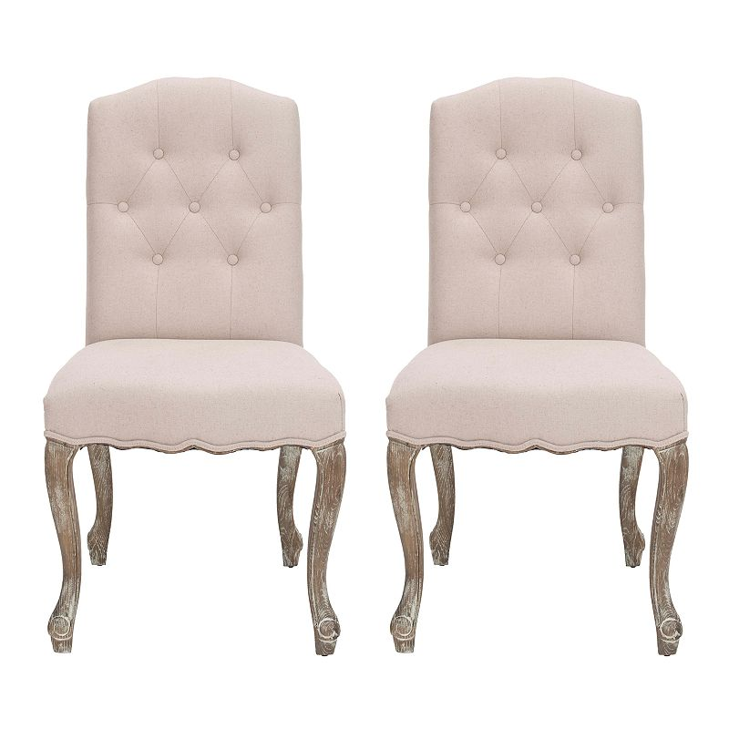 Safavieh 2-pc. Vicky Side Chair Set