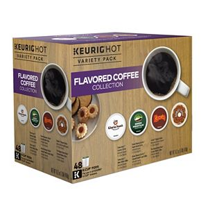 Keurig® K-Cup® Pod Flavored Coffee Variety Pack - 48-pk.