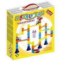 Quercetti Transparent Marble Run