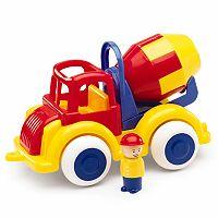 Viking Toys Super Chubbies Cement Truck