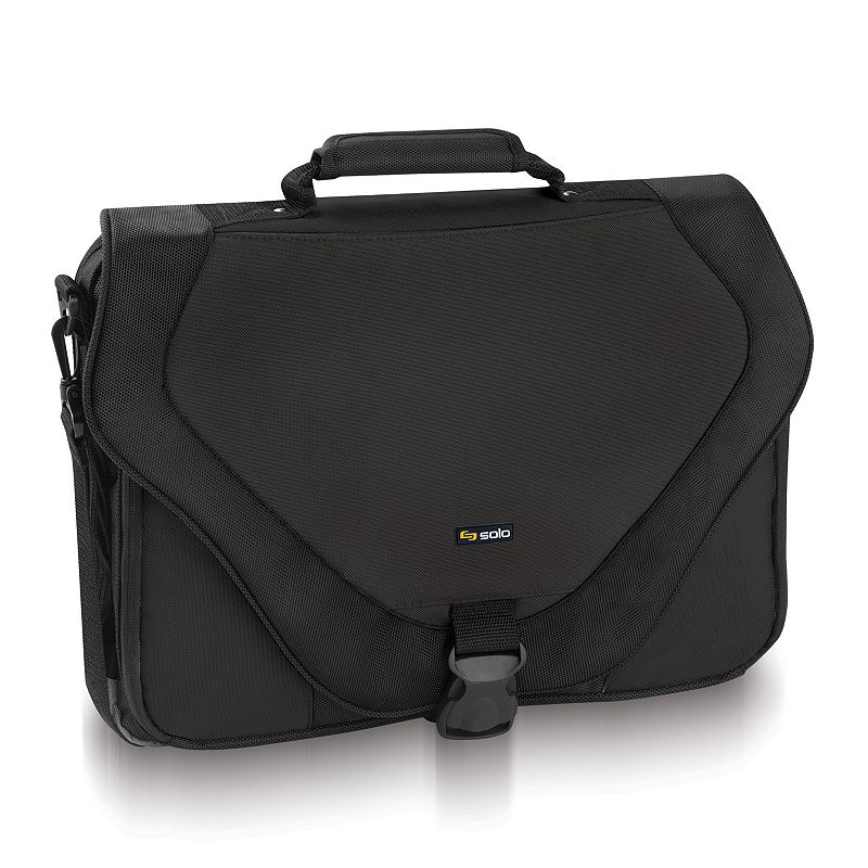 Solo Classic 17-in. Laptop Messenger Bag