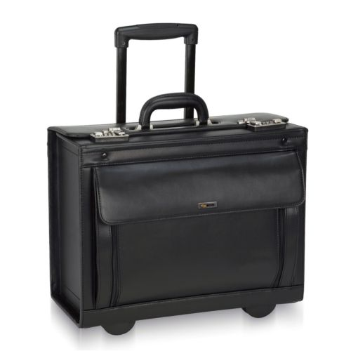 Solo Luggage, Classic 16-in. Wheeled Laptop Business Case