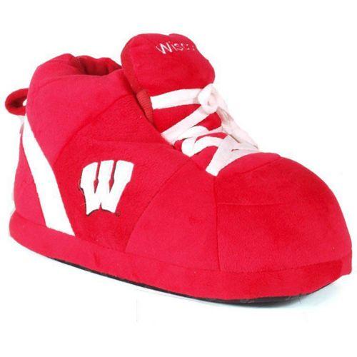 Men's Wisconsin Badgers Slippers