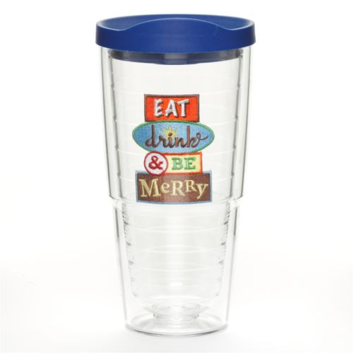 Tervis ''EAT, drink & BE MeRRy'' 24-oz. Tumbler