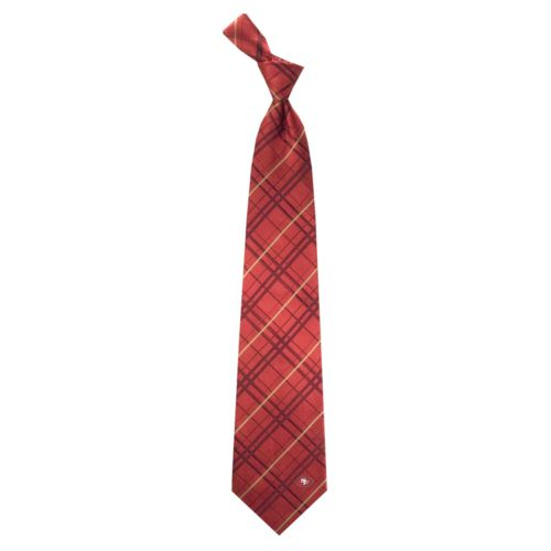 San Francisco 49ers Oxford Silk Tie - Men