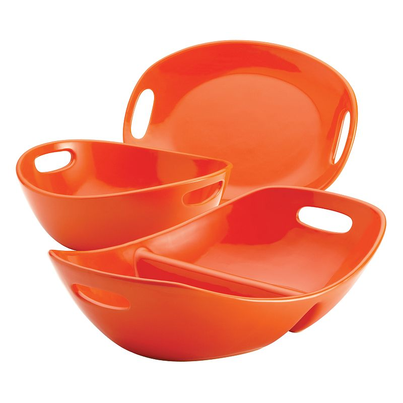 Rachael Ray 3-pc. Serveware Set