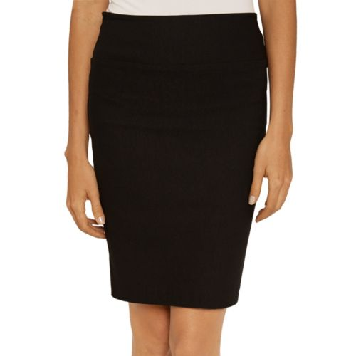 IZ Byer California Pencil Skirt - Juniors