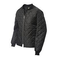 Men's Work King Quilted Freezer Jacket