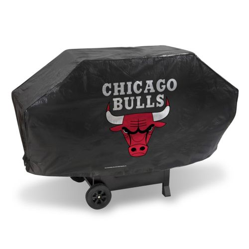 Chicago Bulls Vinyl Grill Cover
