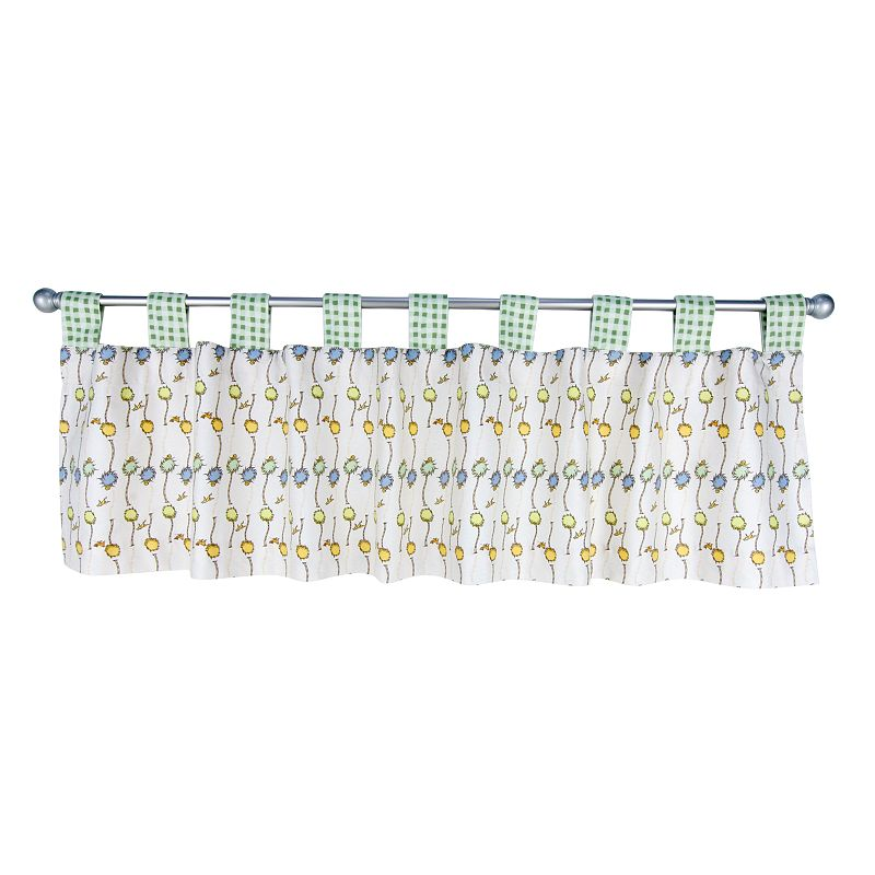 Dr. Seuss The Lorax Window Valance by Trend Lab