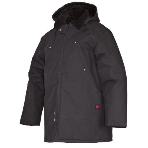 Men's Tough Duck Hydro Hooded Parka
