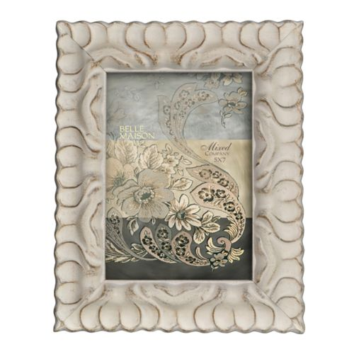 Enchante Accessories Distressed 5 x 7 Frame