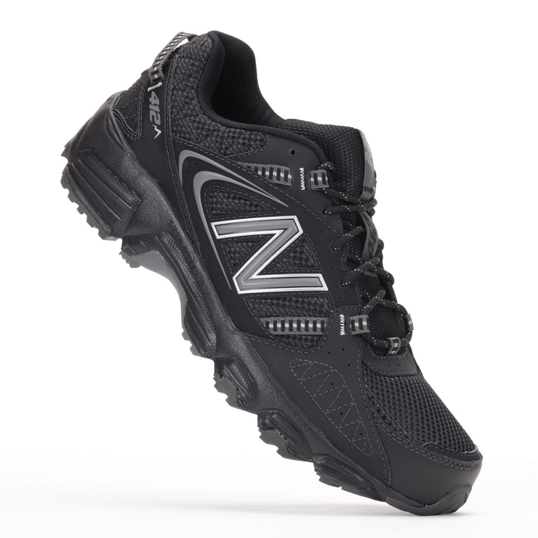 new balance black running shoes