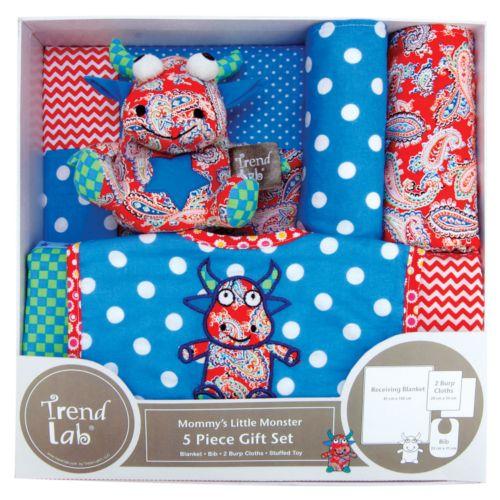 Trend Lab 5-pc. Mommy's Little Monster Gift Set