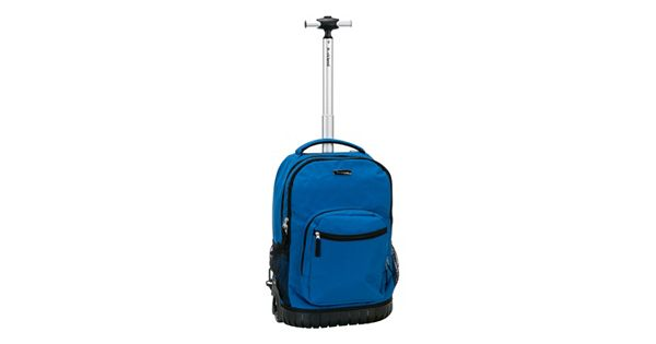 Rockland 19 Inch Wheeled Backpack