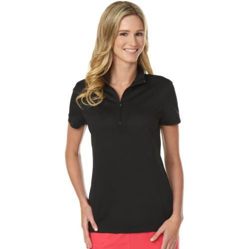 Women's Grand Slam Quarter-Zip Golf Polo