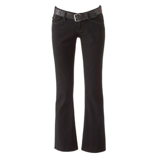 Unionbay Bootcut Jeans - Juniors