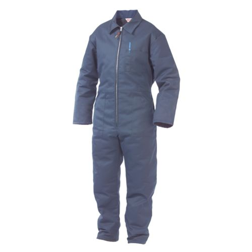 Work King Lined Twill Coveralls - Big and Tall