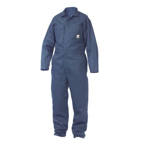 Work King Unlined Twill Coveralls - Big and Tall