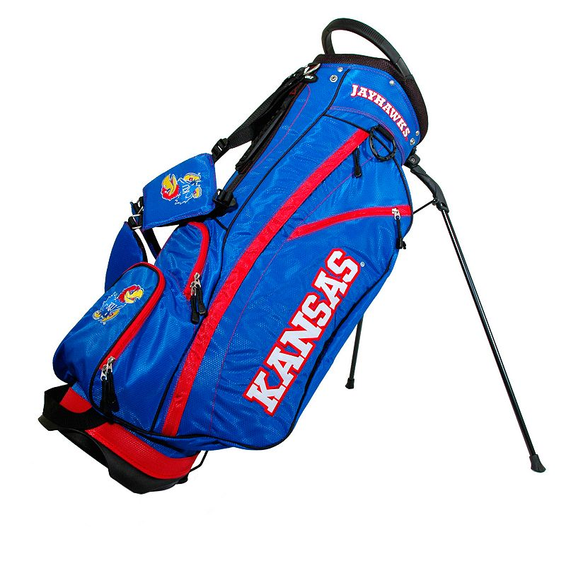 Team Golf Kansas Jayhawks Fairway Stand Bag