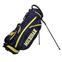 Team Golf Michigan Wolverines Fairway Stand Bag