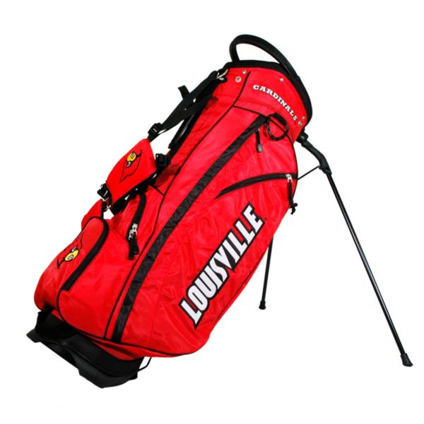 Team Golf Louisville Cardinals Fairway Stand Bag