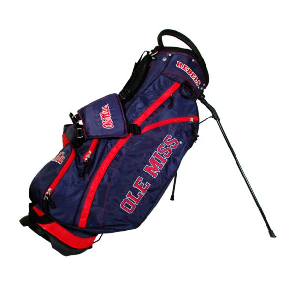 Team Golf Ole Miss Rebels Fairway Stand Bag