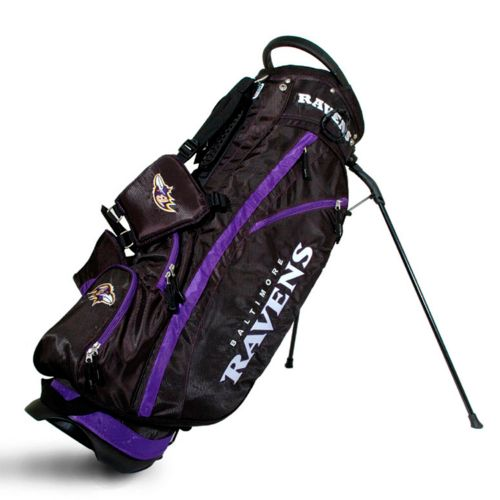 Team Golf Baltimore Ravens Fairway Stand Bag